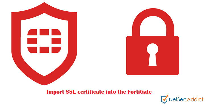 How to create Self-signed certificate and import the